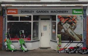 dursley garden machinery stihl honda