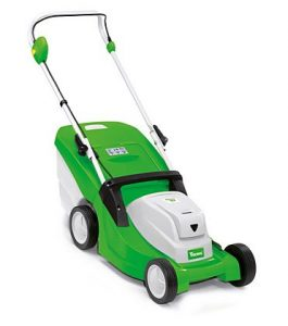 Cordless lawn mower for medium sized gardens. This battery-powered machine incorporates all of the features of the 4 Series petrol range but is lighter and easier to operate. The machine is ideal for medium sized gardens where noise or electricity may be an issue.