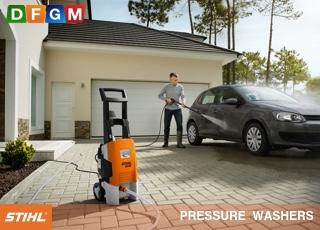 Stihl Pressure Washers