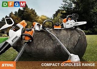 Stihl Compact Cordless Range
