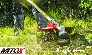 Grass Trimmers and Brushcutters