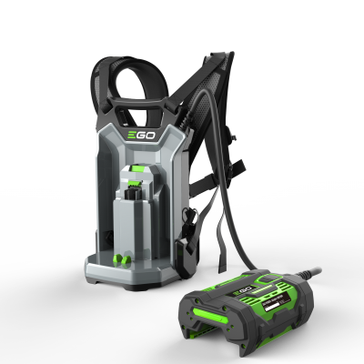 EGO backpack battery harness