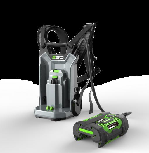 EGO backpack battery harness